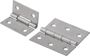 Hinges plate, steel or stainless steel - bim