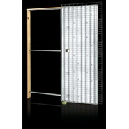 Orchidea Light Brick Wall - Single Opening sp125 - bim