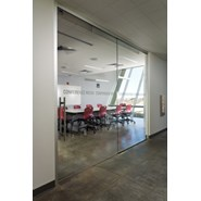Sliding door RollGlass Self (XXO) - bim