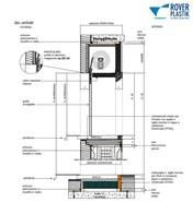 Veloblok Energy Avvolgibile ITA - 1 Anta - bim