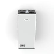 Heat recovery ventilation DXA - bim