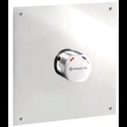 Grifo temporalizado mezclador de ducha: ALPA 90 ARTE-E - bim