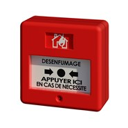 Manual fire alarm activation - bim