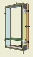 RVRSMC3 window - bim