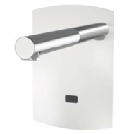 Electronic tap basin: PRESTO DOMO SENSIA - P with battery CR-P2 Stainless - bim