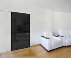 Single door Unikself (WO) - bim