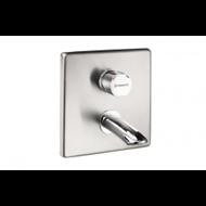 Wall-mounted washbasin mixer tap: PRESTO ARTE - CM - bim
