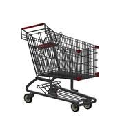 Einkaufswagen - bim