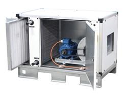 Caisson de ventilation et traitement d'air MAXTAIR - bim