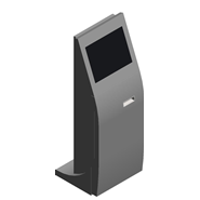 Kiosk - Automatic Face Recognition - bim