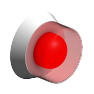 Fire alarm beacon - bim