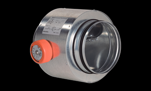 SKC-C (High pressure CAV air volume dampers) - bim