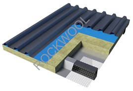 Pitched Metal Roof - Cool'n'Comfort RL940 - bim