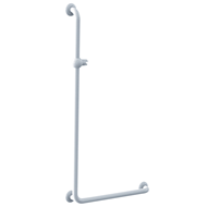 L-shaped shower bar - bim