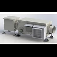 Heat recovery exhaust fan AWN-RV A50 - bim