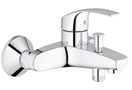 Eurosmart - Single-lever bath/shower mixer - bim