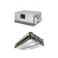 VRF - High pressure duct - bim