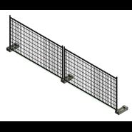 Mobile Fence - bim