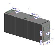 CTI Unidad Manejadora de Aire (UMA) MEP - bim