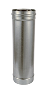 Elément droit aluzinc - 500 mm - bim