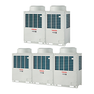 VRF - SMMSe - High efficiency (Outdoor unit) - bim