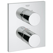 Grohtherm 3000 Cosmopolitan - Thermostat for bath and shower - bim