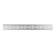 S-776 Rejilla SEQUENCE para canaleta Linnum 70mm - bim