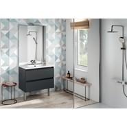 Meuble salle de bain TEO tiroirs - bim