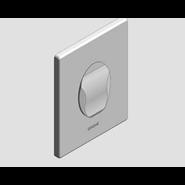 Skate Air - Flush plate - bim