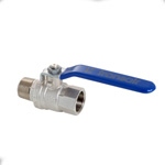 BALL VALVE MALE BSPT-FEMALE BSPP - bim
