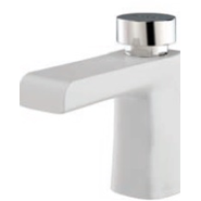 Washbasin tap timed: PRESTO XT 2000 - L ECO White - bim