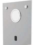 Electronic toilet faucet: PRESTO DOMO SENSIA - I with battery 6V Stainless - bim