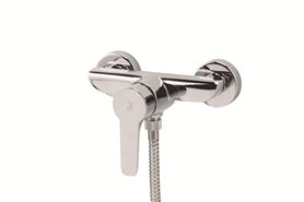 INGO - Tap mixer shower wall-mounted  - bim