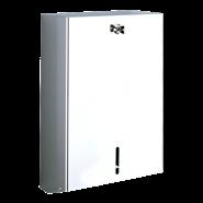 6601 - Distributeur d'essuie-mains Inox brillant - bim