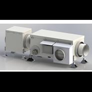 Heat recovery exhaust fan AWN-RV A40 - bim