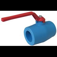 Union ball valve niron system  - bim