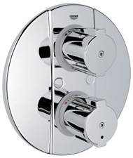 Grohtherm 2000 Special -  Thermostatic shower mixer - bim