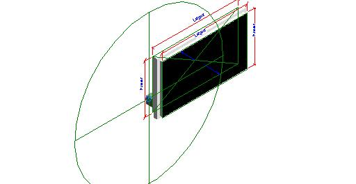 AIRZONE Motorized rectangular duct damper-CPRC MTE BIM