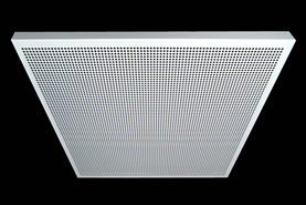 DFZ (Perforated face diffusers) - bim