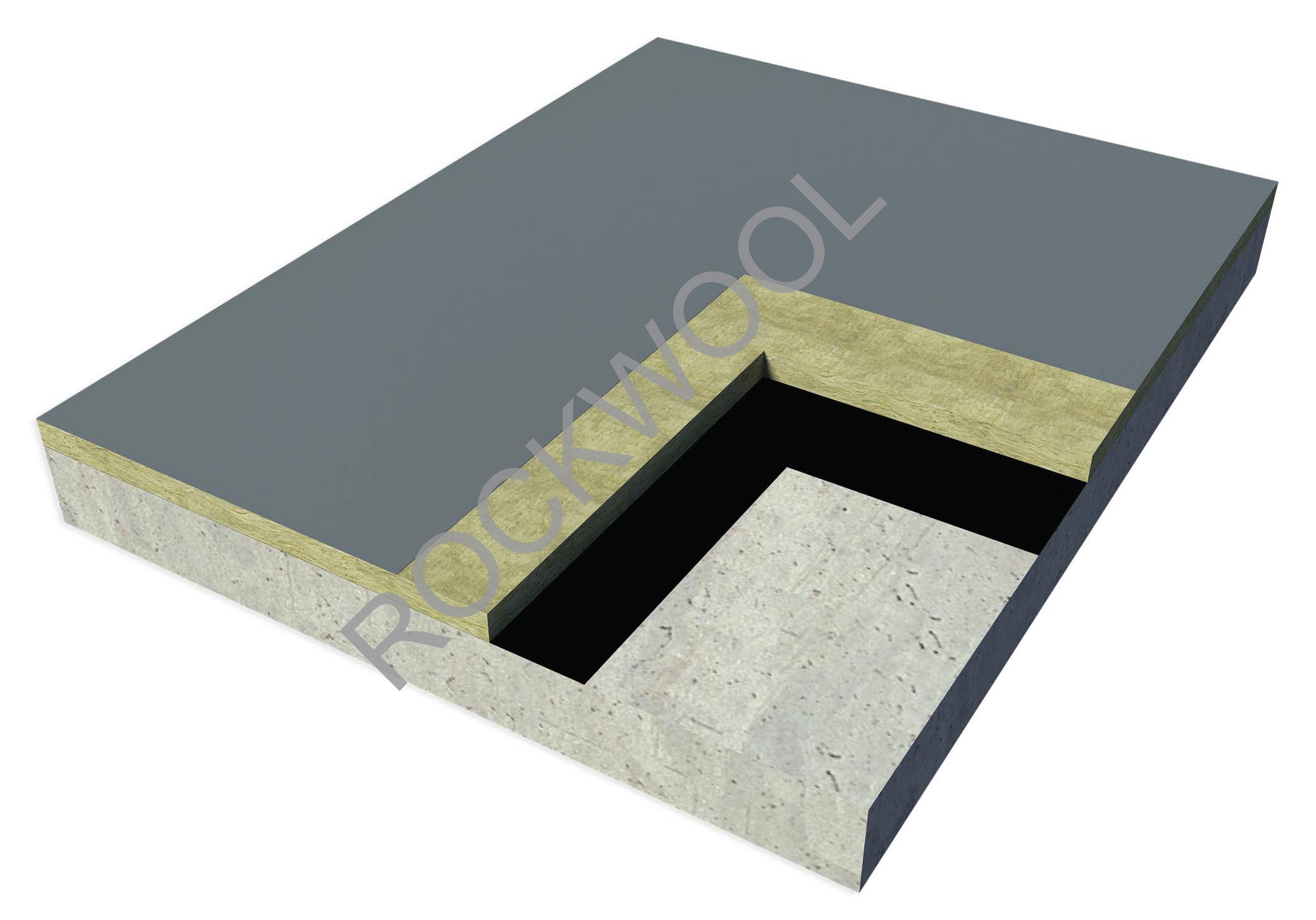 Objet bim rockwool roof concrete deck roof hardrock 80 - Telechargement open office 3 2 gratuit ...