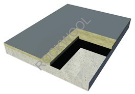 Roof - Concrete Deck Roof - Hardrock 80 - bim