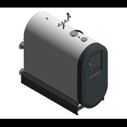Uni Condens 8000 F - Floor Standing Gas Condensing Boiler - bim