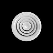 DCN (Fixed cones diffusers) - bim