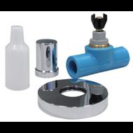 Two outlet valve niron system - bim