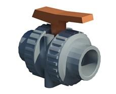 Ball valve series [IND] - bim
