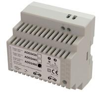 ALIMENTATION RAIL DIN 24V DC 2.5A ADD2460 - bim