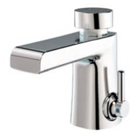 Washbasin tap timed mixer: PRESTO XT 2000 - LM - bim