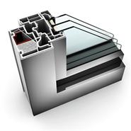 Window KF 410 Modell 5 PVC & PVC/ALUMINIUM - bim