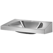 121270 Wall mounted TRAPEZ washbasin - bim