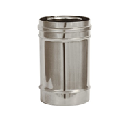 Elément droit inox - 250 mm - bim